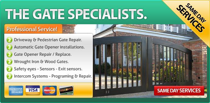 Gate Repair Temple City CA